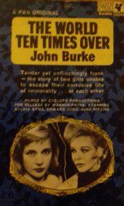 World Ten times Over Novelisation Front Cover