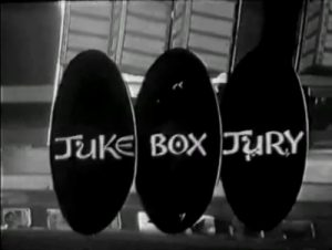 Juke Box Jury Title Card