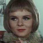 June Ritchie as Jeanne Varda in ROUNDABOUT THE BARON