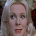 June Ritchie as Jo in Minder - 'The Bounty Hunter' (1980)