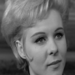 June Ritchie as Ginnie in 'The World Ten Times Over' (1963)
