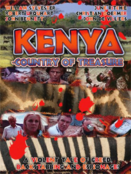 Kenya Country of Treasure The Syndicate Title Card