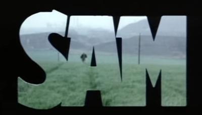 Sam (1973) Title Card
