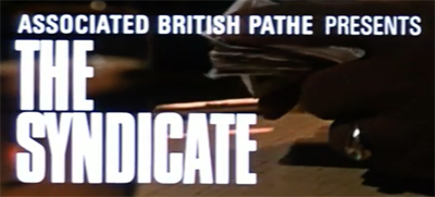 The Syndicate Title Card
